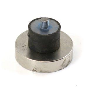 Magnet med vibrationsdämpare