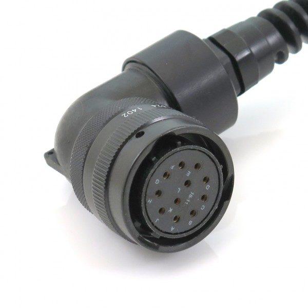 Kabel Tvärfall och Ultraljud