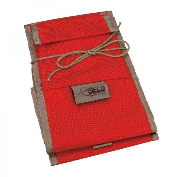 Bärväska för 2-delad 2m antennstång