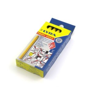 Krita Gul 8,5mm (12-pack)