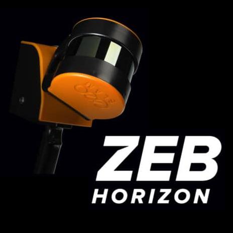 Smart orientering av punktmoln skannade med Geoslam Horizon